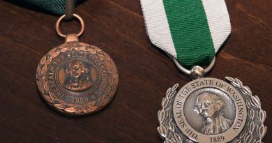 Medals of Merit and Valor