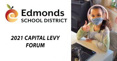 2021 Capital Levy Forum Edmonds School District