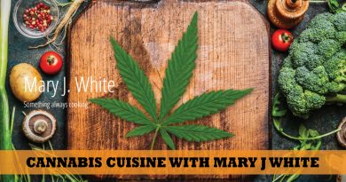 Cannabis Cooking