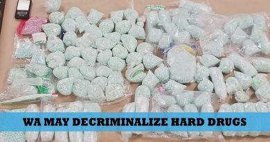 Decriminalize Hard Drugs