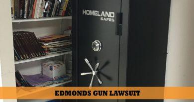 edmonds firearm lawsuit