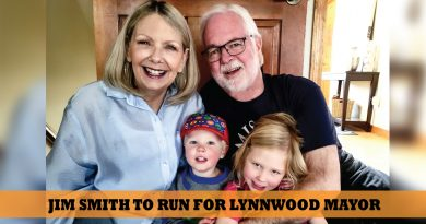 jim smith lynnwood mayor