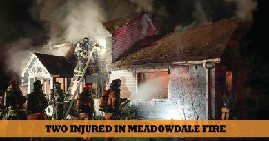 meadowdale fire