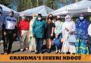 "West African community gathered for the Ramadan tradition, ""Grandma's Sukuri Ndogu"""