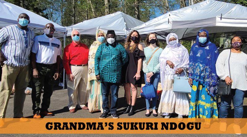 Grandma's Sukuri Ndogu