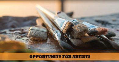 Art opportunity