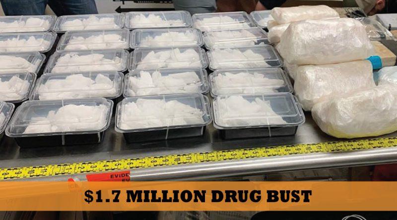 Renton Drug Bust