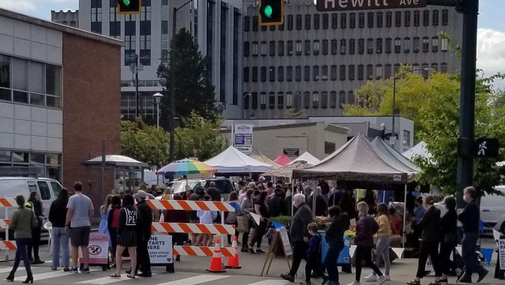 Everett Market