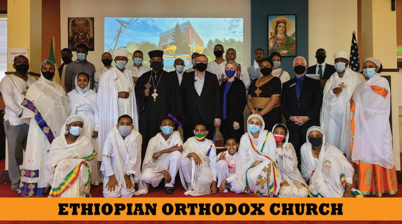 Ethiopian Orthodox Church in Lynnwood celebrates 100 years