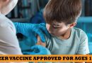 FDA authorizes Pfizer vaccine for emergency use in adolescents