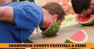 Snohomish County Festivals & Fairs