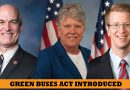 Larsen introduces Green Buses Act to boost local electric bus fleets