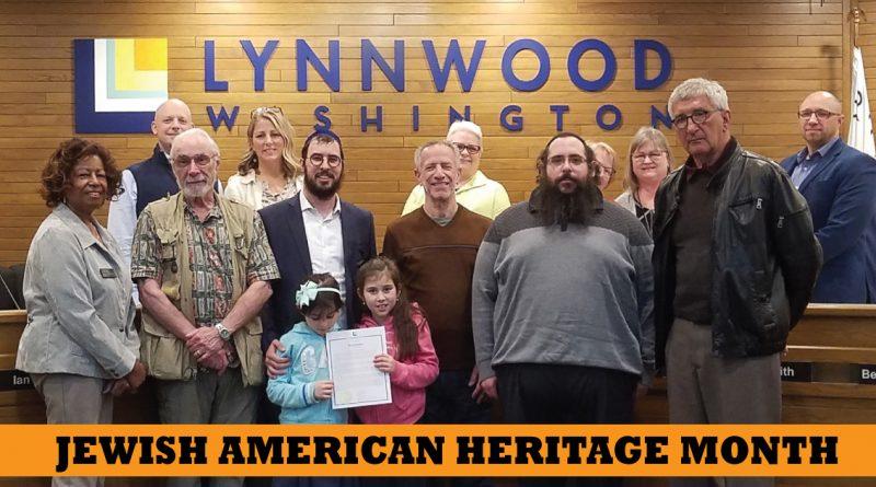 Jewish heritage lynnwood