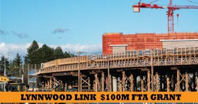 $100 million Lynnwood Link