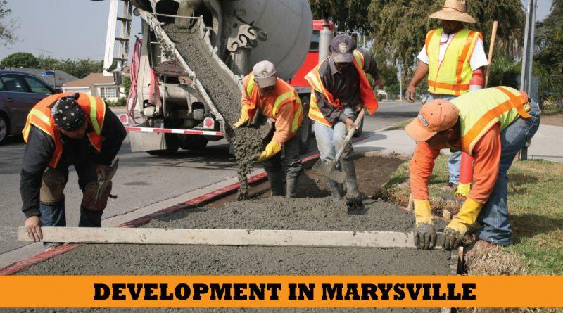 Marysville Construction