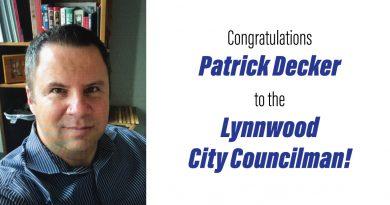 Patrick Decker Lynnwood