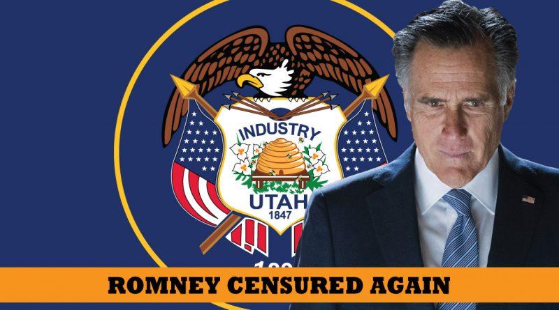 Mitt Romney censure