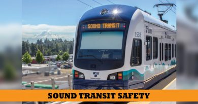 Sound Transit safety
