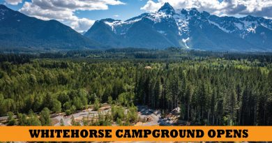 Whitehorse campground opens