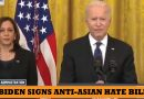 Biden signs anti-Asian hate crimes bill into law