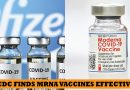 Pfizer-BioNTech and Moderna vaccines 94% effective