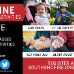 Free online safety classes in June