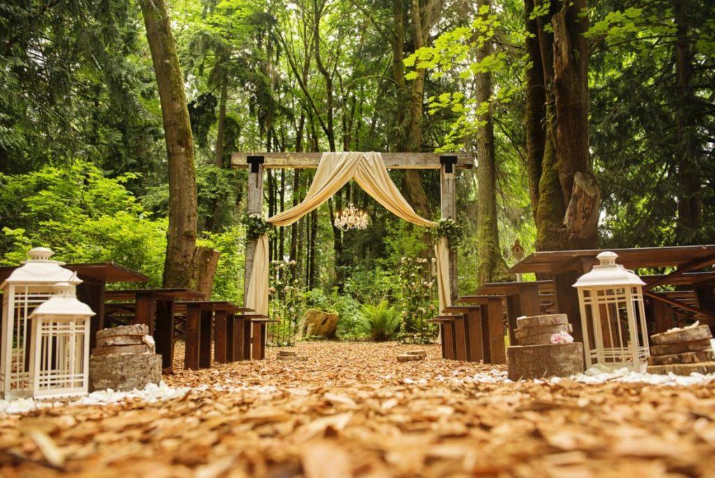 Snohomish wedding