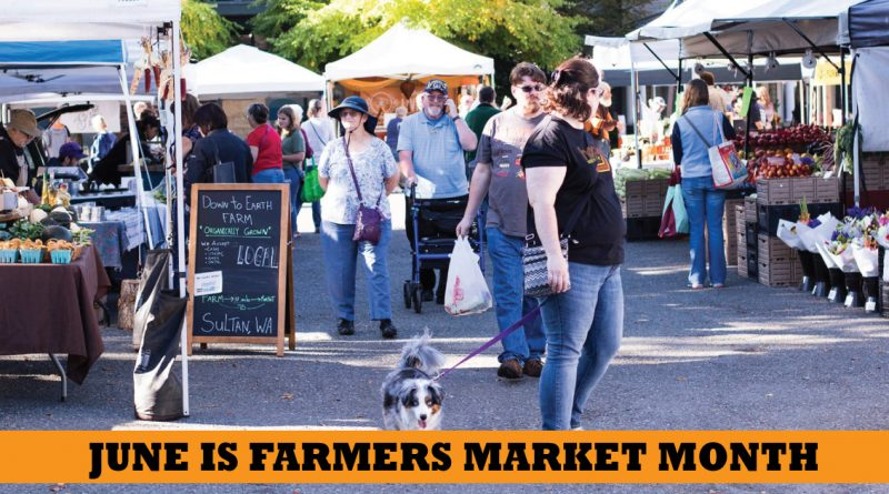 snohomish county farmers markets