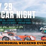 Memorial Weekend at the Evergreen Speedway
