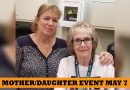 All invited to a Mother and Daughters event at Lynnwood Senior Center