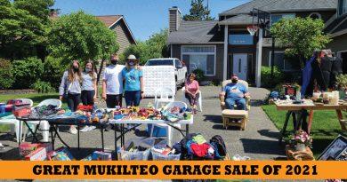 Mukilteo Garage Sale