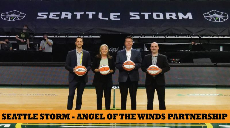 Angel Of The Winds Casino Resort is the exclusive casino partner of the Seattle Storm