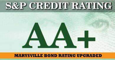 Marysville bond rating
