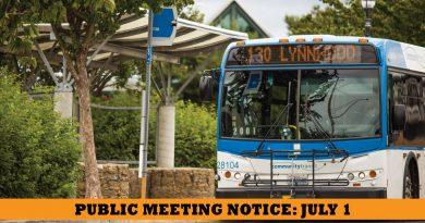 community transit meeting