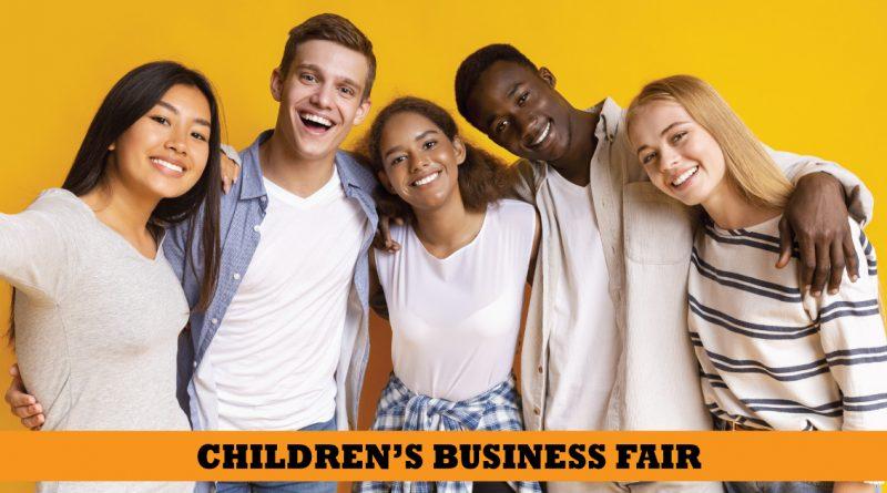 Children business fair