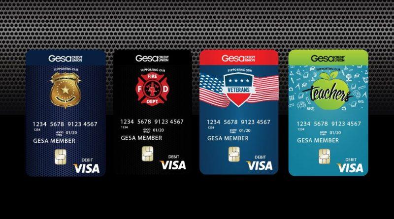 Gesa affinity debit card