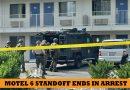 Motel 6 rape suspect arrested after five-hour SWAT standoff