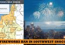 Fireworks banned in most Snohomish County cities