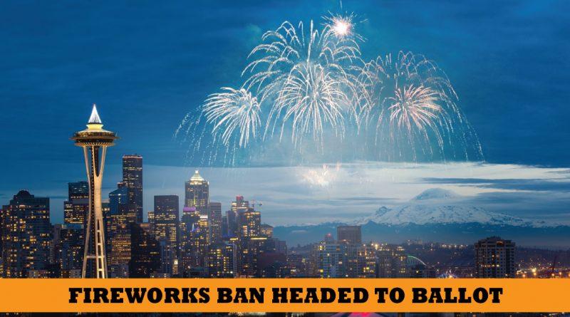 Lake Stevens Fireworks