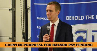 Nehring Hazard Pay