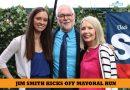 Jim Smith mayoral campaign kicks off at Moonshine BBQ