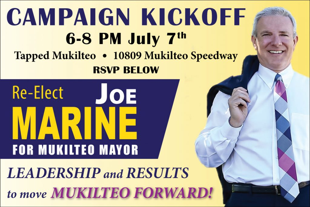 Joe Marine kick-off