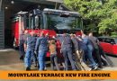 Mountlake Terrace Fire Station 19 welcomes new fire engine