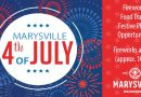 Marysville cooking up fun, fireworks for July 4th