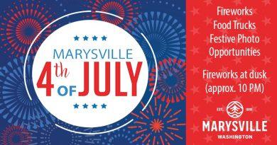 Marysville july 4th