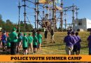 Register today for Lynnwood Police Youth Camp