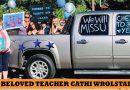 Lynnwood teacher, Ms. Wrolstad retires after 36 years