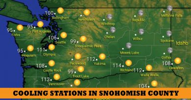 Snohomish County stay cool