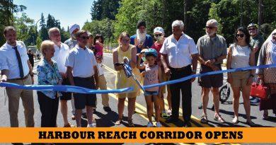 Harbour Reach Corridor