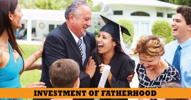 Investment of Fatherhood